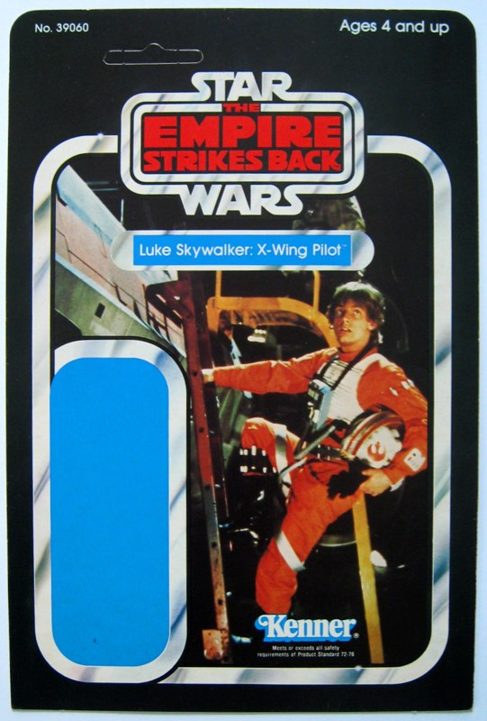 2 LXW Kenner ESB 31 back proof card
