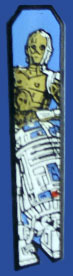 C-3PO & R2-D2 Toothbrush art